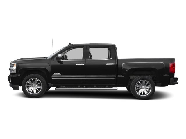 2016 Chevrolet Silverado 1500 Pictures Silverado 1500 Crew Cab High Country 2WD photos side view