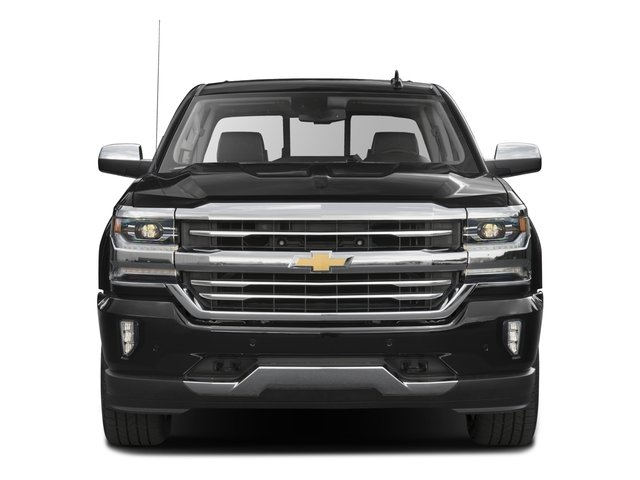 2016 Chevrolet Silverado 1500 Pictures Silverado 1500 Crew Cab High Country 2WD photos front view