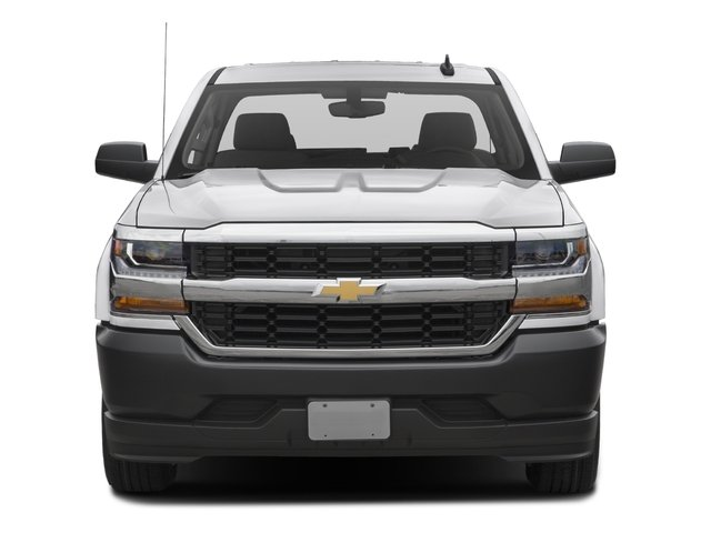 2016 Chevrolet Silverado 1500 Prices and Values Extended Cab Work Truck 4WD front view