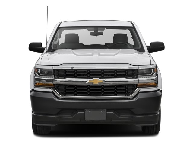 2016 Chevrolet Silverado 1500 Prices and Values Regular Cab Work Truck 2WD front view