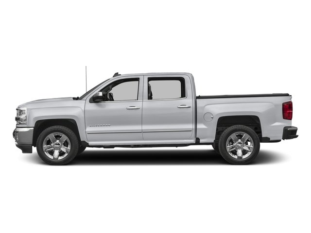 2016 Chevrolet Silverado 1500 Prices and Values Crew Cab LTZ 4WD side view
