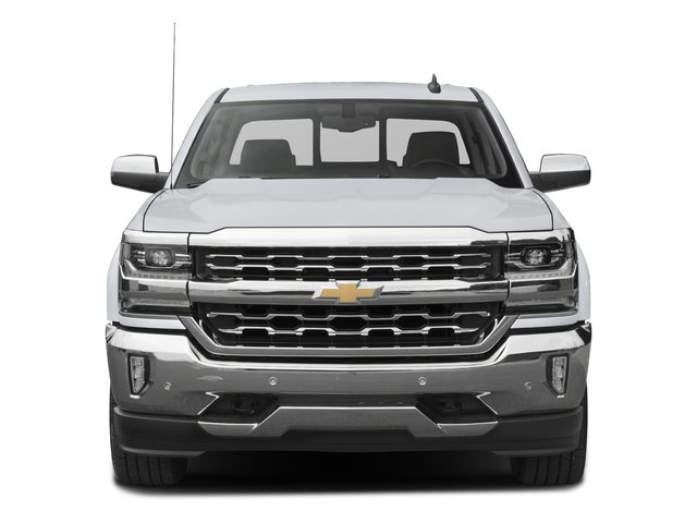 2016 Chevrolet Silverado 1500 Prices and Values Crew Cab LTZ 4WD front view