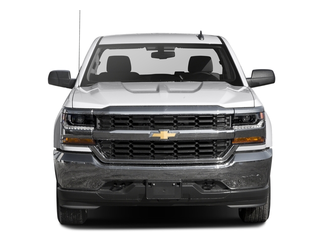 2016 Chevrolet Silverado 1500 Prices and Values Regular Cab LS 4WD front view