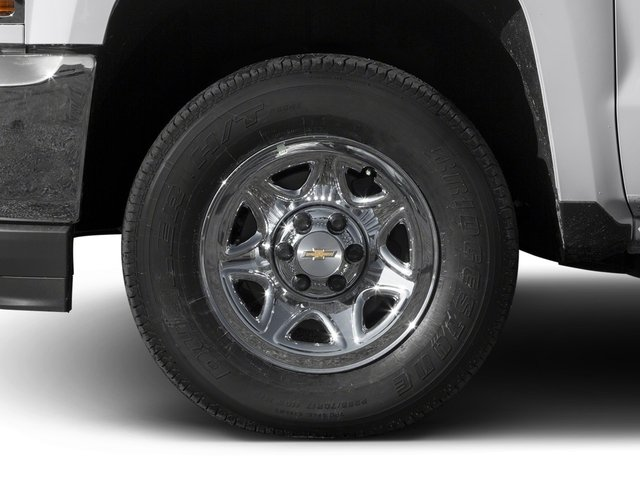 2016 Chevrolet Silverado 1500 Prices and Values Regular Cab LS 4WD wheel