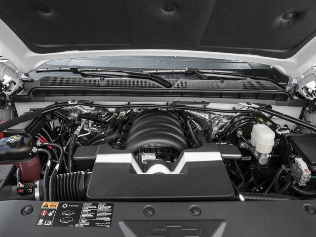 2016 Chevrolet Silverado 1500 Prices and Values Regular Cab LS 4WD engine