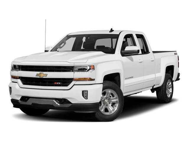 2016 Chevrolet Silverado 1500 Prices and Values Extended Cab LT 4WD side front view