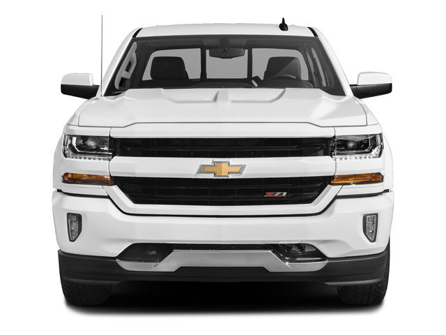 2016 Chevrolet Silverado 1500 Prices and Values Extended Cab LT 4WD front view