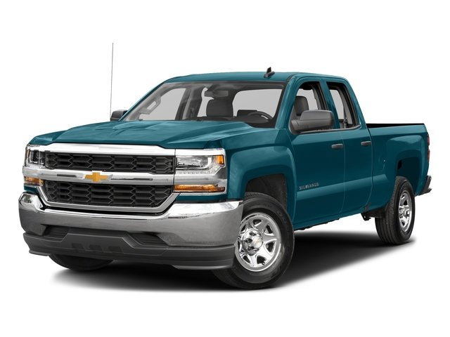 2016 Chevrolet Silverado 1500 Prices and Values Extended Cab LS 4WD side front view