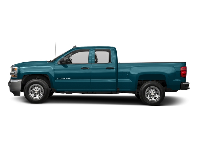 2016 Chevrolet Silverado 1500 Prices and Values Extended Cab LS 4WD side view