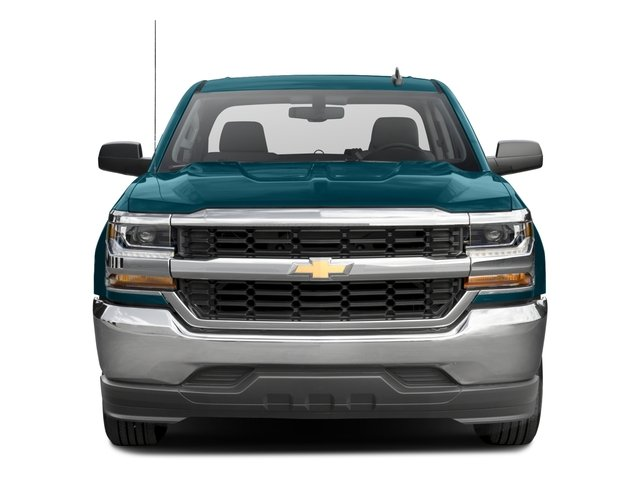 2016 Chevrolet Silverado 1500 Prices and Values Extended Cab LS 4WD front view