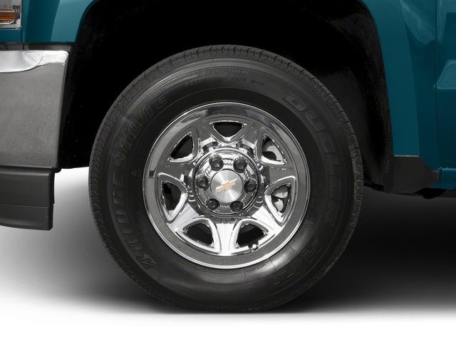 2016 Chevrolet Silverado 1500 Prices and Values Extended Cab LS 4WD wheel