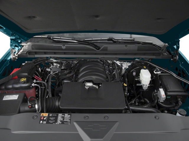 2016 Chevrolet Silverado 1500 Prices and Values Extended Cab LS 4WD engine