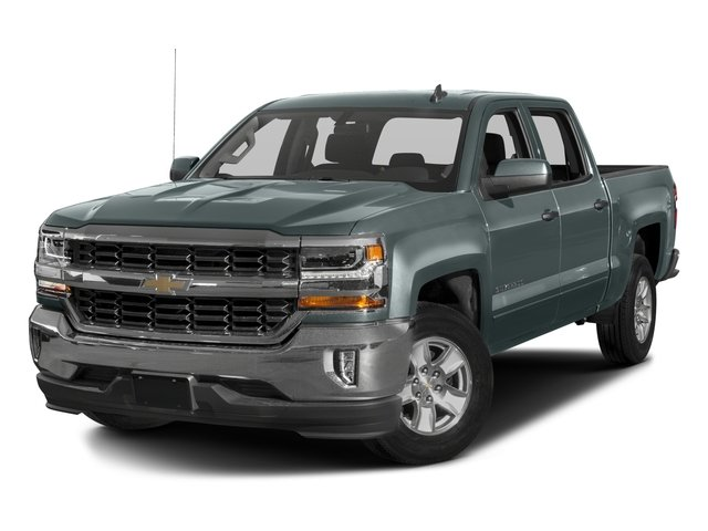 2016 Chevrolet Silverado 1500 Prices and Values Crew Cab LT eAssist 2WD Hybrid side front view