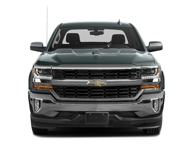 2016 Chevrolet Silverado 1500 Pictures Silverado 1500 Crew Cab Custom 2WD photos front view