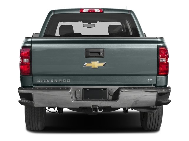 2016 Chevrolet Silverado 1500 Prices and Values Crew Cab LT eAssist 2WD Hybrid rear view