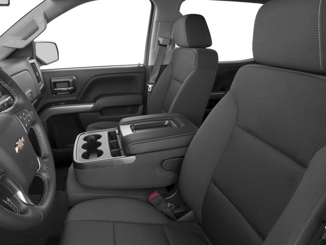 2016 Chevrolet Silverado 1500 Prices and Values Crew Cab LT eAssist 2WD Hybrid front seat interior
