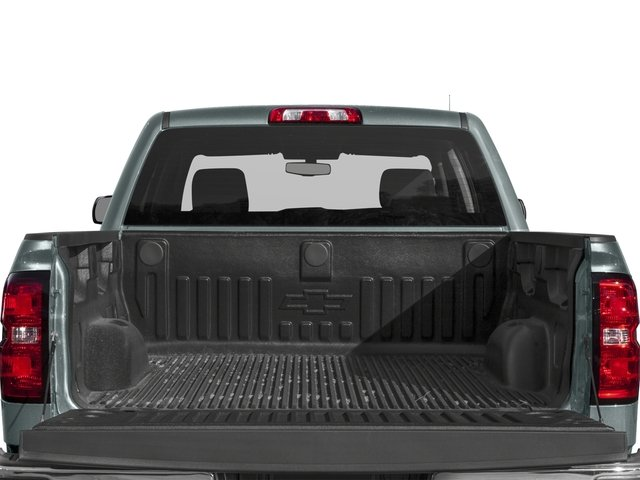 2016 Chevrolet Silverado 1500 Prices and Values Crew Cab LT eAssist 2WD Hybrid open trunk