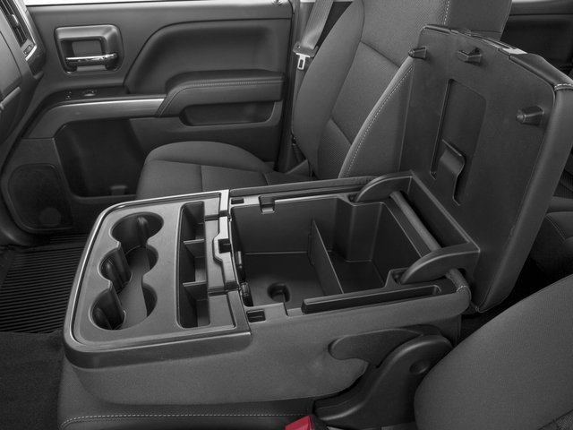 2016 Chevrolet Silverado 1500 Prices and Values Crew Cab LT eAssist 2WD Hybrid center storage console