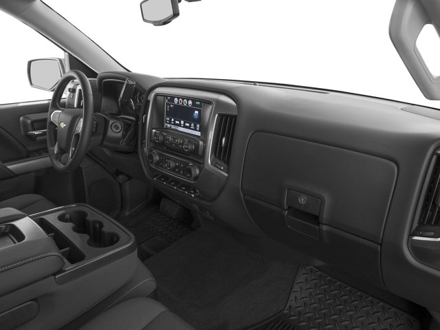 2016 Chevrolet Silverado 1500 Prices and Values Crew Cab LT eAssist 2WD Hybrid passenger's dashboard