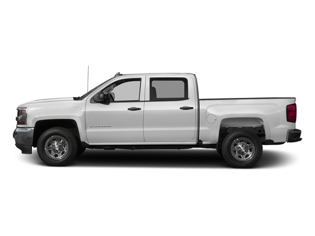 2016 Chevrolet Silverado 1500 Prices and Values Crew Cab LS SSV 4WD side view