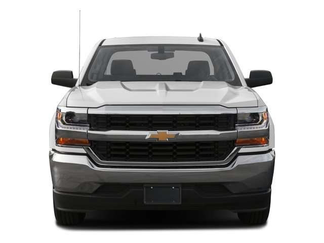 2016 Chevrolet Silverado 1500 Prices and Values Crew Cab LS SSV 4WD front view
