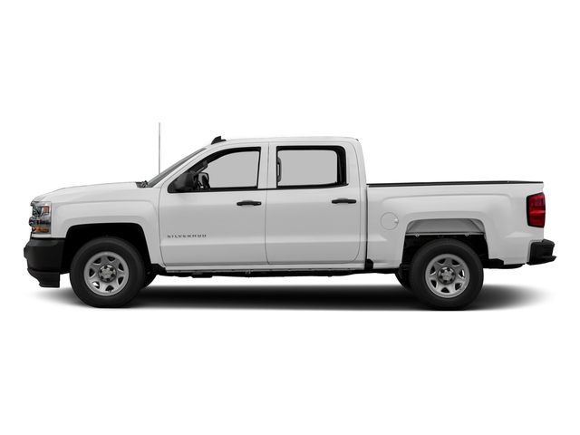 2016 Chevrolet Silverado 1500 Prices and Values Crew Cab Work Truck 4WD side view