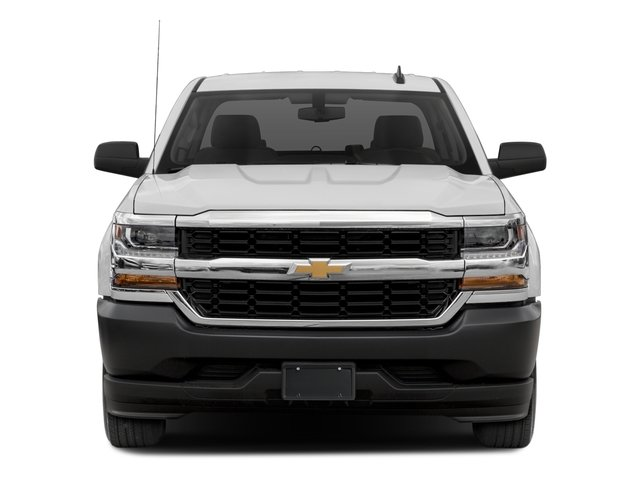 2016 Chevrolet Silverado 1500 Prices and Values Crew Cab Work Truck 4WD front view