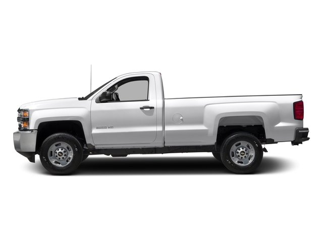2016 Chevrolet Silverado 2500HD Prices and Values Regular Cab Work Truck 2WD side view