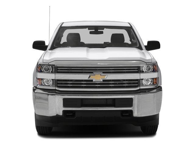 2016 Chevrolet Silverado 2500HD Prices and Values Regular Cab Work Truck 2WD front view
