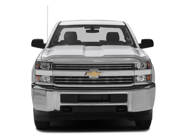 2016 Chevrolet Silverado 2500HD Prices and Values Extended Cab LT 2WD front view