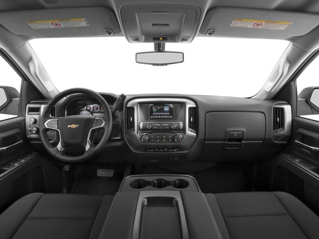 2016 Chevrolet Silverado 2500HD Pictures Silverado 2500HD Extended Cab LT 4WD photos full dashboard