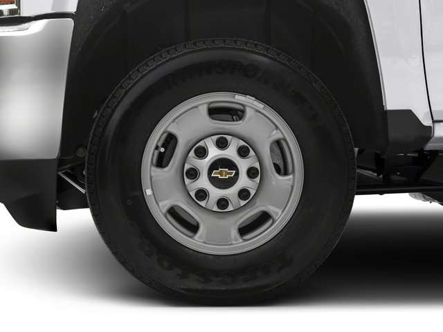 2016 Chevrolet Silverado 2500HD Prices and Values Extended Cab LT 2WD wheel