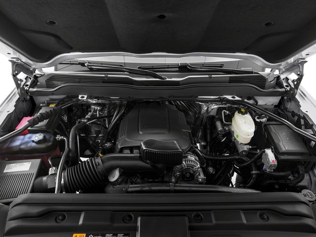 2016 Chevrolet Silverado 2500HD Prices and Values Extended Cab LT 2WD engine