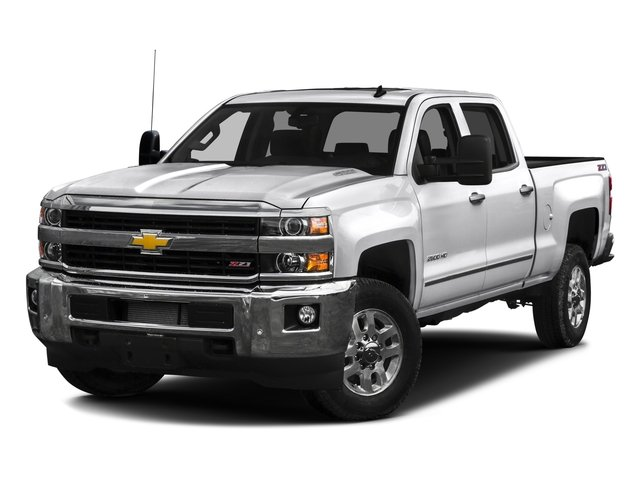 2016 Chevrolet Silverado 2500HD Pictures Silverado 2500HD Crew Cab LTZ 2WD photos side front view
