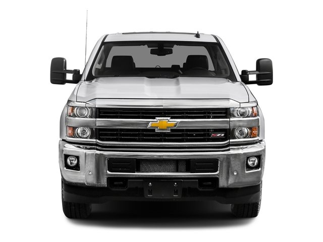 2016 Chevrolet Silverado 2500HD Prices and Values Crew Cab LTZ 4WD front view