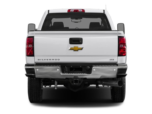 2016 Chevrolet Silverado 2500HD Pictures Silverado 2500HD Crew Cab LTZ 2WD photos rear view