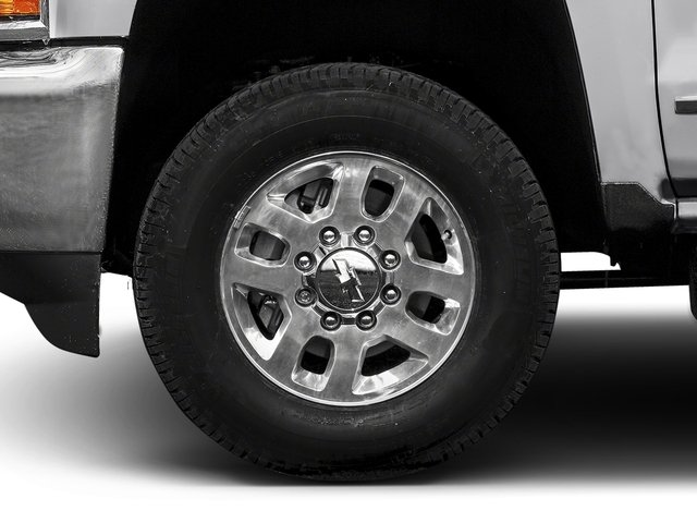 2016 Chevrolet Silverado 2500HD Pictures Silverado 2500HD Crew Cab LTZ 2WD photos wheel