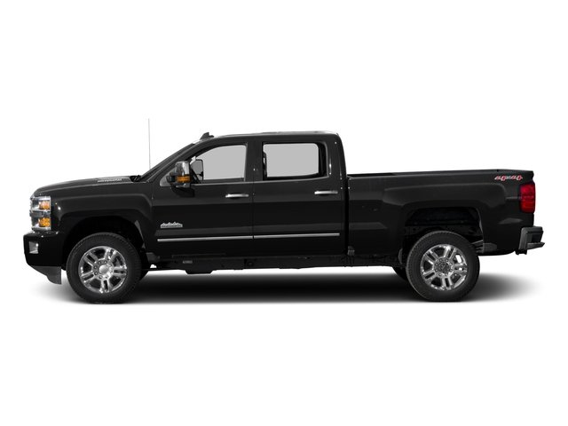 2016 Chevrolet Silverado 2500HD Prices and Values Crew Cab High Country 2WD side view
