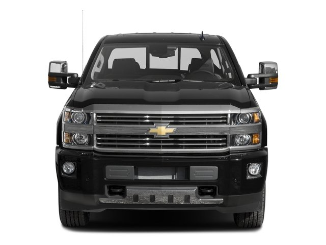 2016 Chevrolet Silverado 2500HD Prices and Values Crew Cab High Country 2WD front view