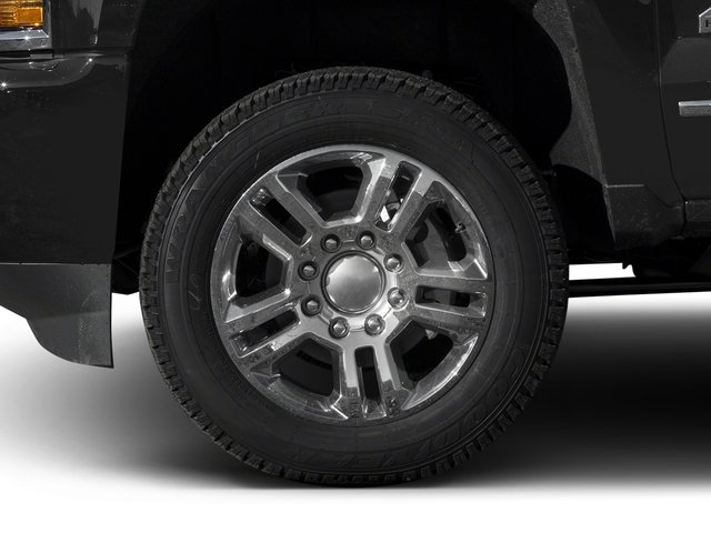 2016 Chevrolet Silverado 2500HD Prices and Values Crew Cab High Country 2WD wheel
