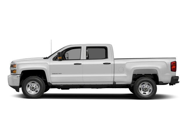 2016 Chevrolet Silverado 2500HD Prices and Values Crew Cab Work Truck 4WD side view