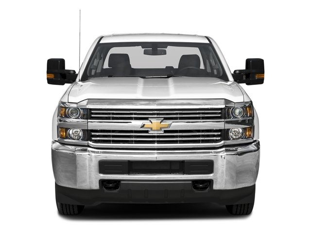 2016 Chevrolet Silverado 2500HD Prices and Values Crew Cab Work Truck 4WD front view