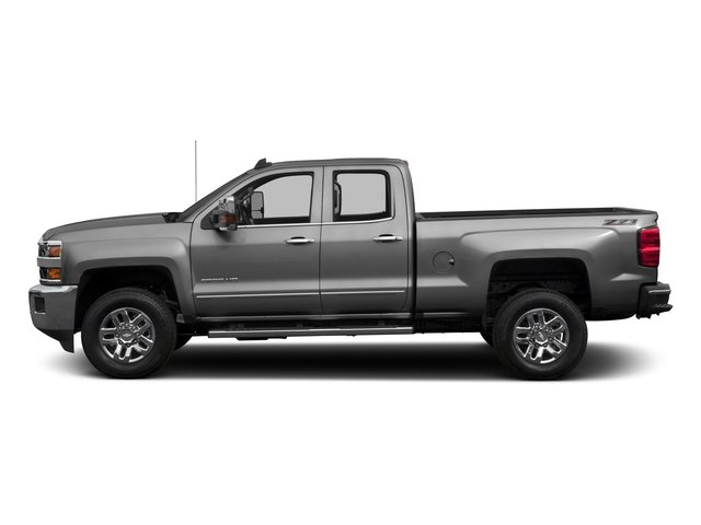 2016 Chevrolet Silverado 2500HD Pictures Silverado 2500HD Extended Cab LTZ 4WD photos side view