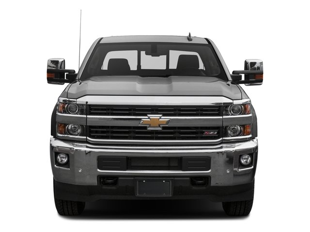 2016 Chevrolet Silverado 2500HD Prices and Values Extended Cab LTZ 4WD front view