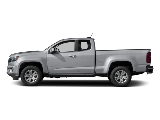 2016 Chevrolet Colorado Prices and Values Extended Cab LT 4WD side view