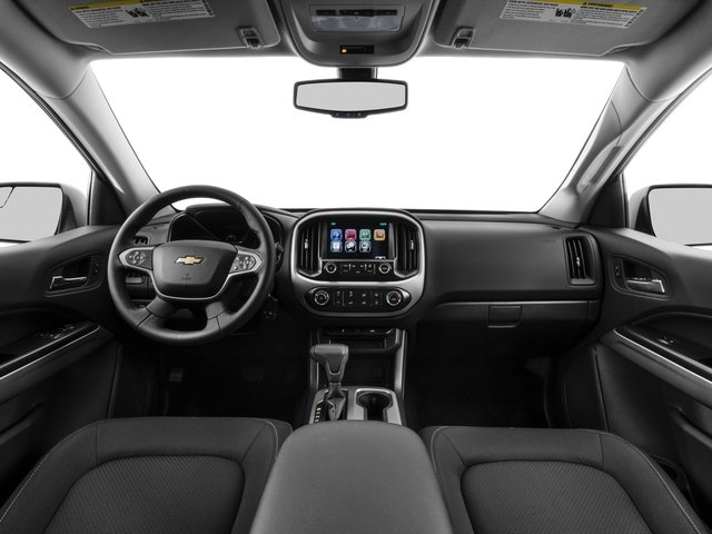 2016 Chevrolet Colorado Prices and Values Extended Cab LT 4WD full dashboard