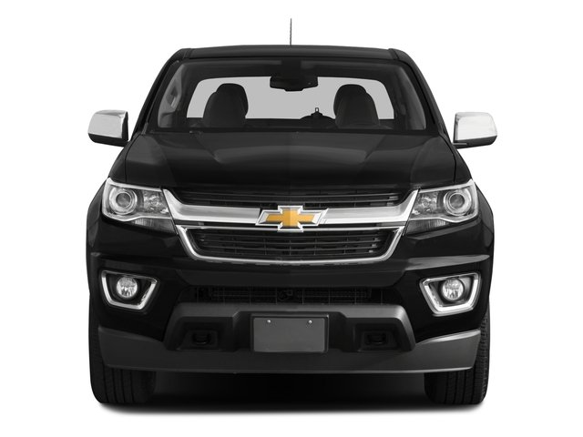 2016 Chevrolet Colorado Pictures Colorado Crew Cab LT 4WD T-Diesel photos front view