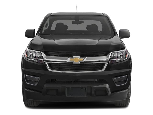 2016 Chevrolet Colorado Prices and Values Extended Cab Work Truck 4WD front view