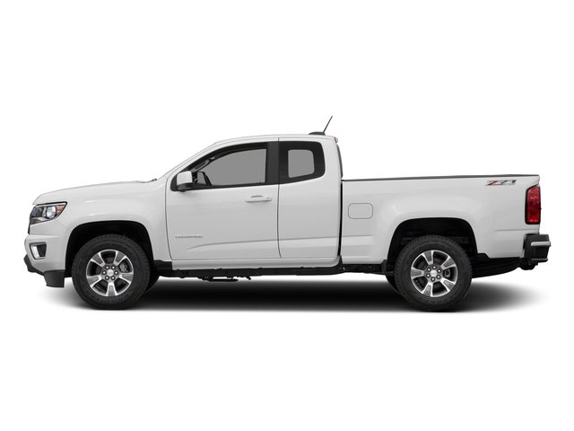 2016 Chevrolet Colorado Prices and Values Extended Cab Z71 2WD side view