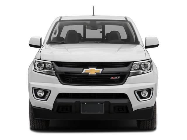 2016 Chevrolet Colorado Prices and Values Extended Cab Z71 2WD front view